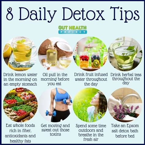 How To Detoxed The by Time To Detox 21 Warning Signs Your Is Overloaded