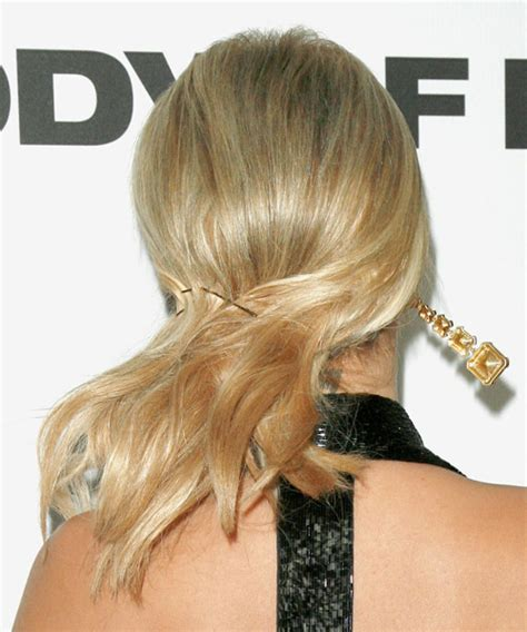 casual daytime hairstyles aubrey o day curly casual updo hairstyle