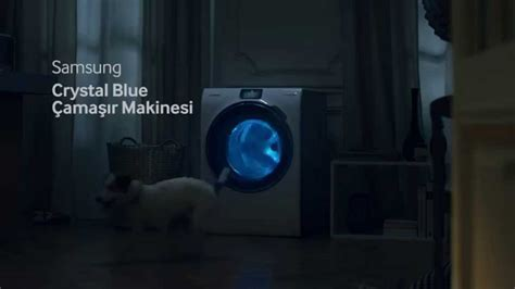 Mesin Cuci Samsung Cristal Blue samsung blue 199 ama蝓莖r makinesi