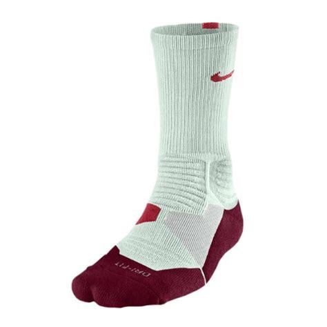 Jual Nike Elite Socks jual kaos kaki basket nike hyper elite crew socks light green original termurah di indonesia