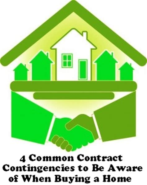 what to be aware of when buying a house 4 common contract contingencies to be aware of when buying