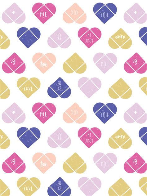 printable wrapping paper hearts printable archives babasouk