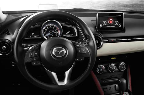 mazda dashboard 2017 mazda cx 3 dashboard continental mazda of naperville