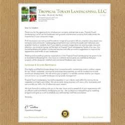 landscape architects landscaping company introduction letter backyard pools by design