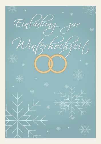 Einladungskarten Winterhochzeit by Winterhochzeit 4 Tipps F 252 R Eine Zauberhafte Trauung