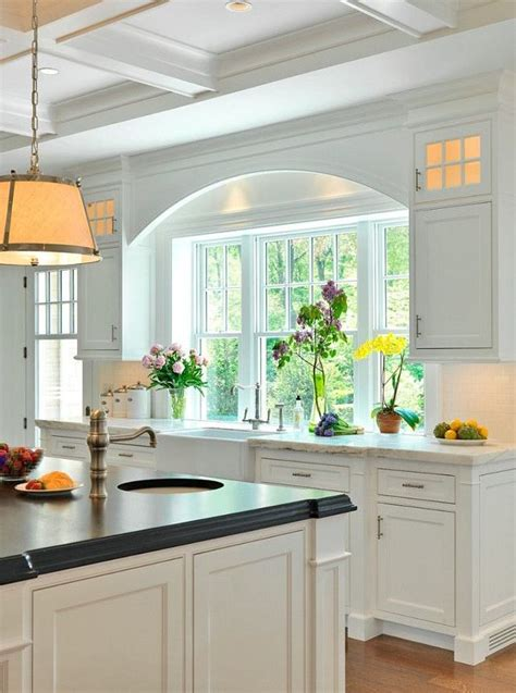 kitchen cabinets with windows my kitchen remodel windows flush with counter the
