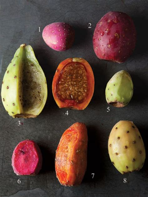 a guide to mexican prickly pear cactus fruit saveur