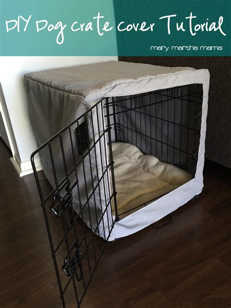 dog cage covers dog crate cover tutorial allfreesewing com