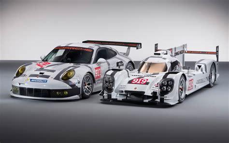 Porsche 919 Hybrid Wallpaper by 2015 Porsche 919 Hybrid Le Mans Winner Wallpaper Hd Car