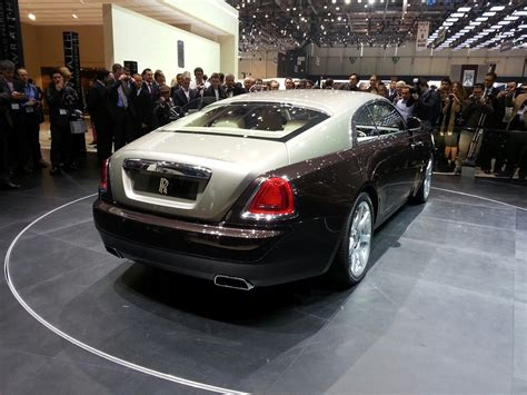 roll royce india rolls royce wraith to cast a spell on india next month