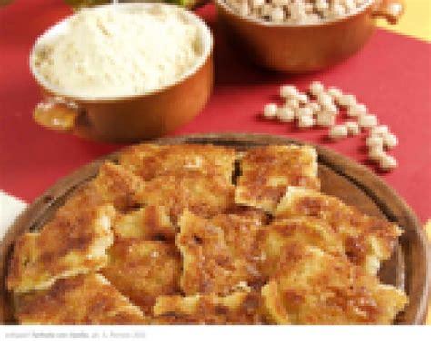 alimenti ipocalorici tabella ricetta farinata calorie e valori nutrizionali