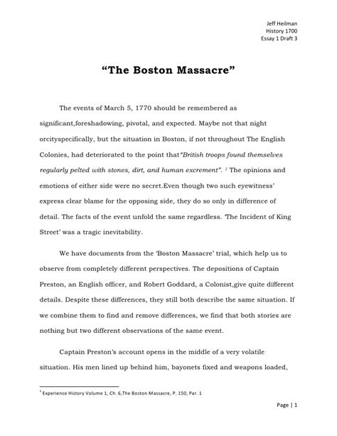 Boston Application Essay by The Boston Essay Draft 3