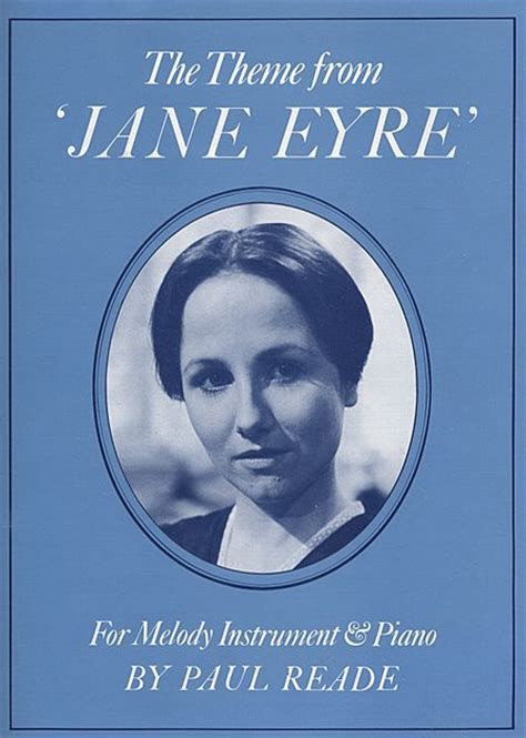 themes of jane eyre theme from jane eyre sheet music by paul reade sku ap 12