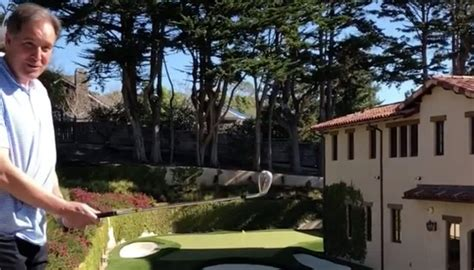backyard goals jim nantz s 7th at pebble two