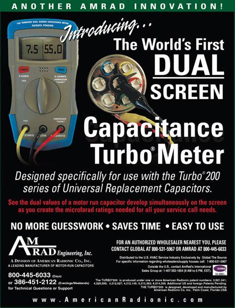 turbo meter amrad engineering
