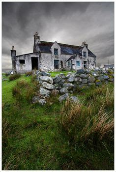 Cottage Isle Of Lewis by Scotland On Scotland Isle Of And