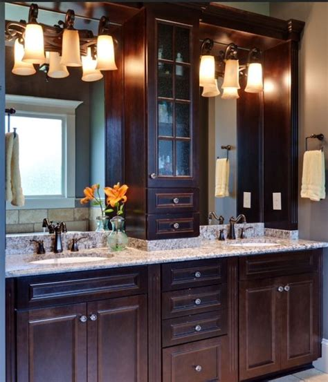 bathroom sink vanity ideas master bath vanities and bathroom ideas on