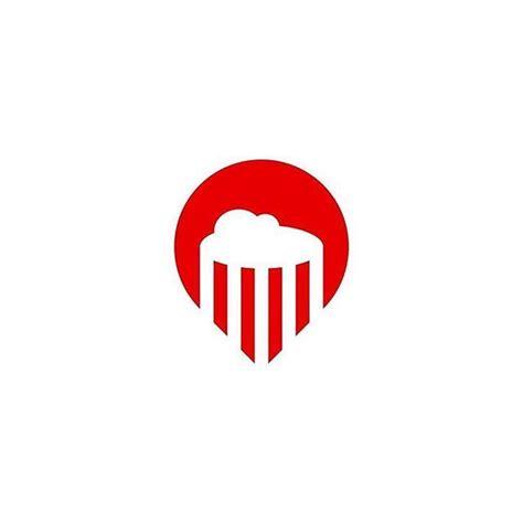 popcorn logo logo inspiration popcorn pin by dalius stuoka logodalius