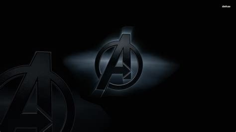 6174 the avengers logo 1920x1080 movie wallpaper