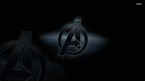 6174 the avengers logo 1920x1080 movie wallpaper