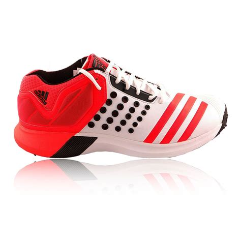 adidas adipower vector boys white cricket trainers sneakers sports shoes ebay