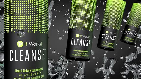 It Works Detox Cleanse Ingredients by It Works Cleanse With Drink It Detox And Lose