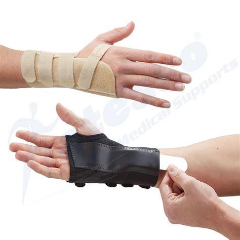 actesso wrist support brace for carpal tunnel sprain arthritis cts splint ebay