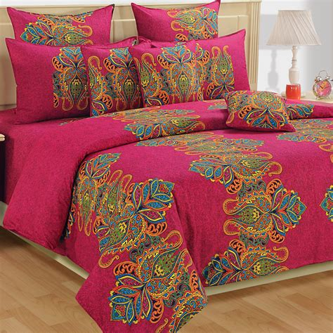 Comforter Pillow by Bed In A Bag Bed Sheet Comforter Pillow Cushion Cover 8 Pcs Bedding Set 4343