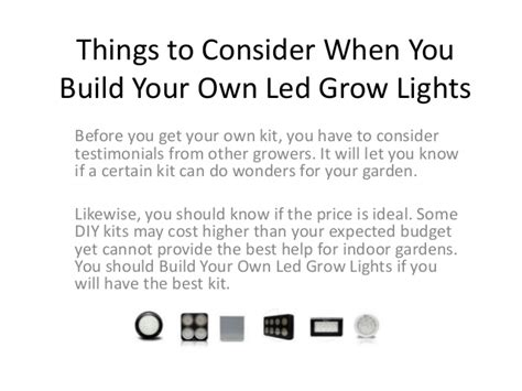 build your own stealth grow build your own led grow lights