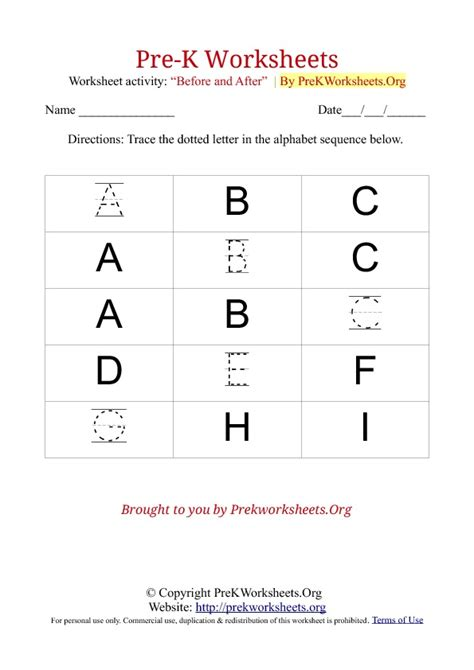 k worksheets for kindergarten pre k through kindergarten