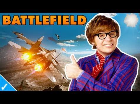 jayuzumi the celeb gamer austin powers plays battlefield 3 youtube