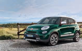 Fiat 500 L Trekking Fiat 500l Trekking The Tough Affordable Mpv