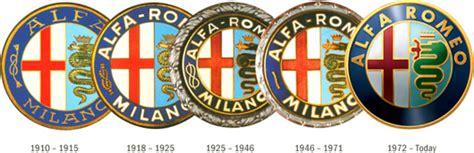 vintage alfa romeo logo ausmotive com 187 alfa romeo updates its logo