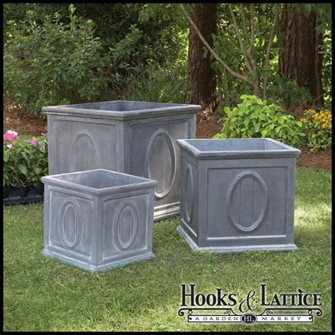 Large Resin Planters Outdoor by Fiberclay Planters Fiberclay Outdoor Planters Large