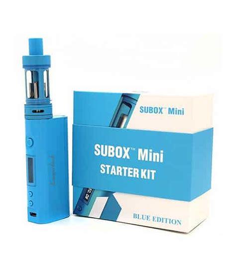 Promo Vape Vapor Electric Subox Mini 50watt Starter Kit kanger subox mini starter kit discount vape pen