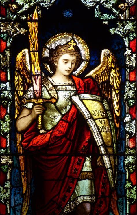 The Archangel Michael michael in the catholic church