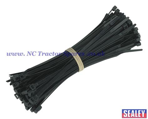 Cable Tie 200mm 1 cable ties 4 8 x 200mm pack of 100