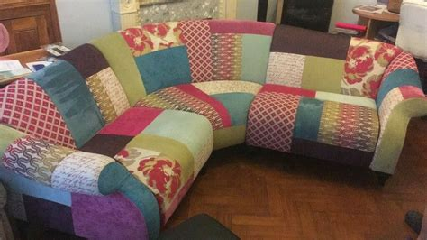 Dfs Sofa Collection by Dfs Shout Patchwork Corner Sofa Capsule Collection 3