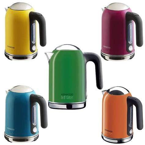 Funky Toasters Uk New Green Kenwood Kmix Boutique Kettle Funky Modern Home