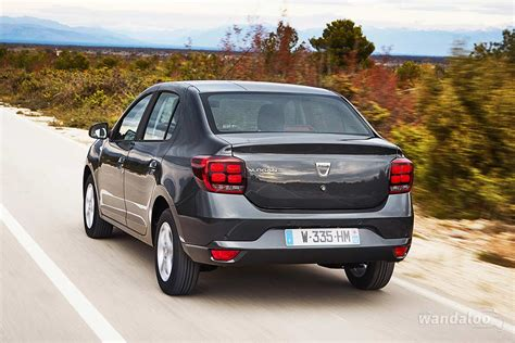 Dacia Modèles
