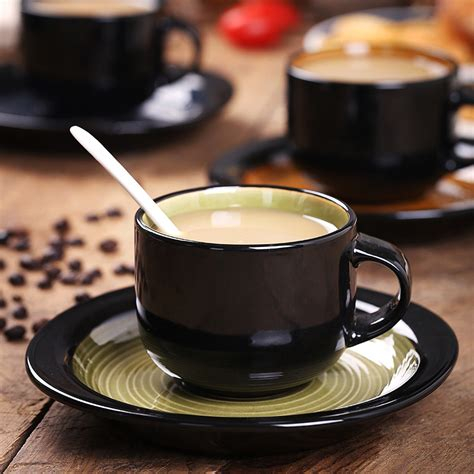 fancy coffee cups professional fancy coffee cup and saucer set fashion