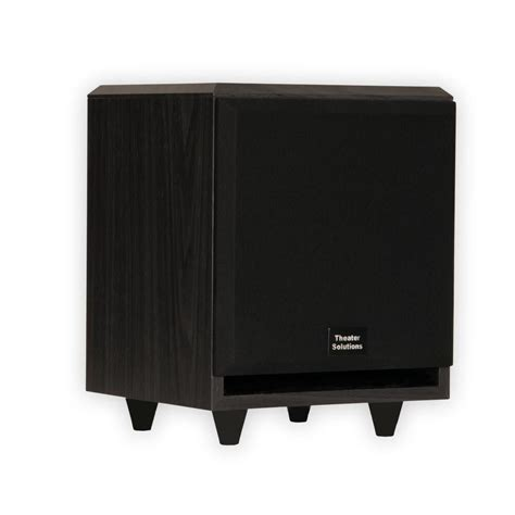 theater solutions subf home theater powered