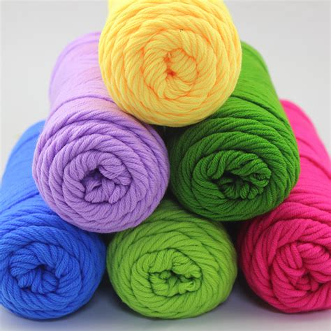 knit yarn 500g wholesale lots soft bamboo crochet cotton knitting