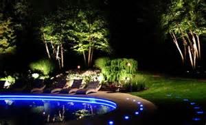 garten led beleuchtung led gartenbeleuchtung f 252 r ein romantisches ambiente