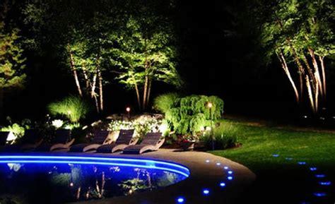 Led Gartenbeleuchtung by Led Gartenbeleuchtung F 252 R Ein Romantisches Ambiente