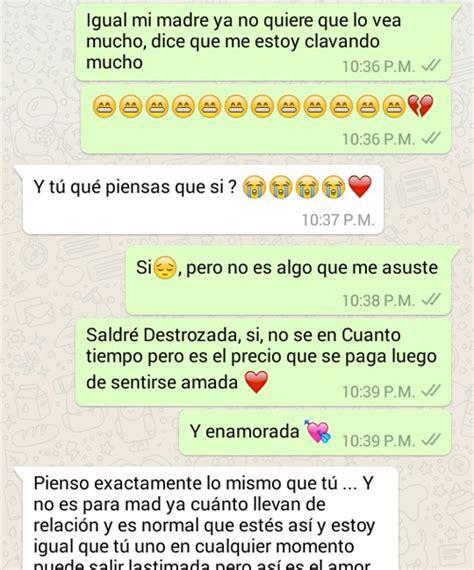 imagenes graciosas de amor image about chat in conversaciones by yara diaz