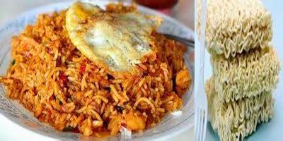 cara membuat nasi goreng instan cara membuat mie instan