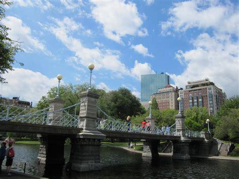 boston common public gardens rolling writes