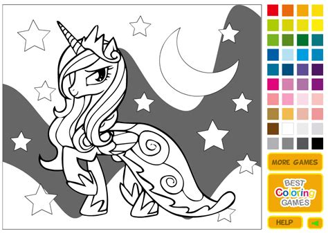 pony princess coloring pages coloring pages ideas amp reviews
