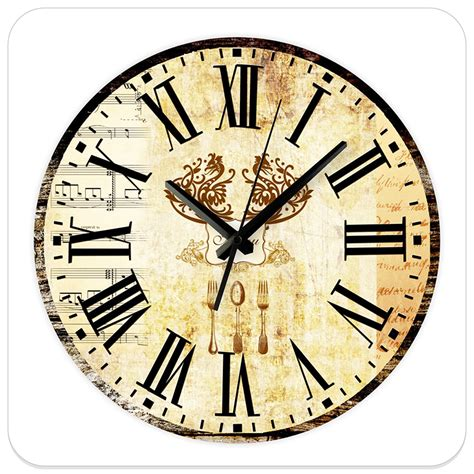 unusual wall clocks 12 silent kitchen wall clocks modern design fashion home